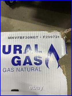 Mr. Heater MHVFBF30NGT 30 000 BTU Vent-Free Blue Flame Natural Gas Heater (Q-37)