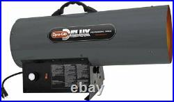 NEW Dyna-Glo 150,000 BTU Portable Outdoor Natural Gas Forced-Air Space Heater