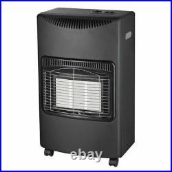 New Portable Indoor Heater 4.2kw Home Butane Calor Gas Heating with Regulator