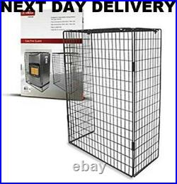 New Universal Boxed Portable Gas Mobile Heater Safety Baby Child Fire Guard