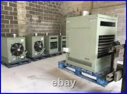POWRMATIC Industrial Warehouse Gas Heater Model PGUH200/F/1/A1/MOD G20GB044