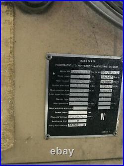 POWRMATIC Industrial Warehouse Gas Heater Model PGUH75/F/1