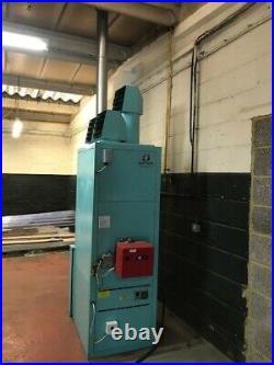 Powermatic Factory Gas Heater