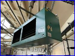 Powermatic NV120/F/1 Industrial Commercial Gas Warm Air Heater Working Used