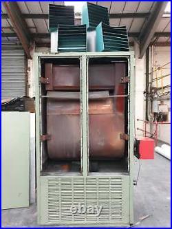 Powermatic gas heater warehouse industrial