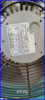 Powrmatic Industrial Gas Heater Model Euro100/f/1/ai Serial G10em0 Unit Warehous