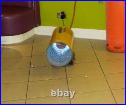 Propane Gas Space Heater Master BLP11 10.5kW at Aps Ltd London