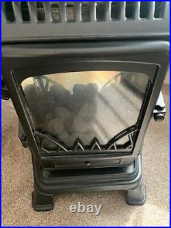 Provence 3kw Portable Gas Stove Heater C/w Gas Bottle