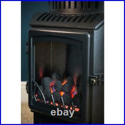 Provence Heater Matt Black