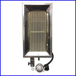 RE-VERBER-RAY P-32T Tank Top Portable Gas Heater, 32000BtuH