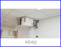 Reznor industrial gas heater