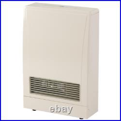 Rinnai EnergySaver Vented Furnace Propane Space Heater Auto Shutoff 8,000 BTU