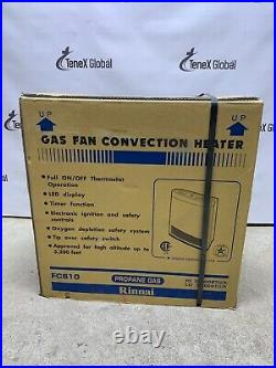 Rinnai Model FC510 Propane Gas Vent Free Heater 10,000 BTU S-24