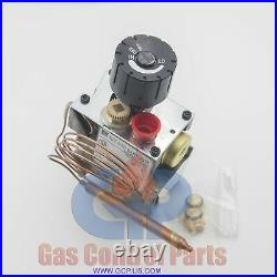SIT (No. 0630509) GAS VALVE, Series 630, Space Heater & Gas Fireplaces Gas Valve