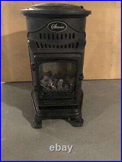 Siroco gas portable gas heater