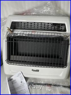 Space Heater Dyna-Glo 30,000 BTU Natural Gas Infrared Vent Free Wall