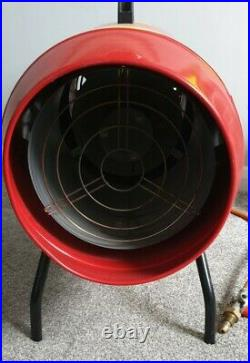 Space heater hardly used
