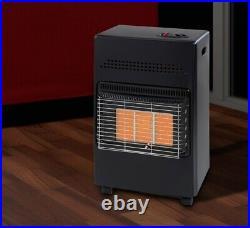 SupaWarm 3 Heat Settings Portable Butane Calor Gas Space Cabinet Heater 4.2kW
