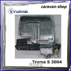 Truma S 3004 Gasheizung für Caravan, Wohnwagen mit Verkleidung pearlgrey / 3002