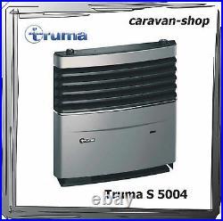 Truma S 5004 Gasheizung für Caravan, Wohnwagen mit Verkleidung titangrey / 5002