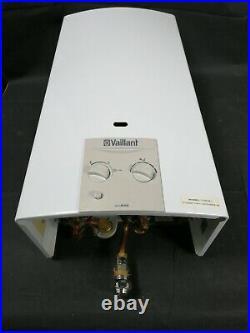 VAILLANT MAG, Mag 11-0/0 XZ L, Gas Durchlauferhitzer
