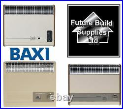 Valor Baxi Brazilia B/Flue Gas Wall Heater Various Models F5 F5S F8S & F8ST