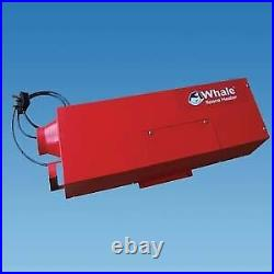 WHALE Gas & 240v Electric Space Heater Motorhome Conversions Converter