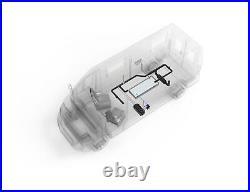 Whale Heat Air 5kw Gas Twin Underfloor Space Heater Only Campervan Motorhome VW