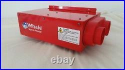 Whale' campervan/caravan gas space heater SH2211B
