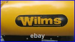 Wilms, Kombiheizer, Gas/Elektro GHE-15M